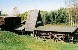 Bergbaumuseum Glückauf-Schacht Mehren