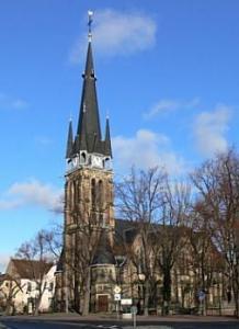 St. Martinskirche Weinböhla